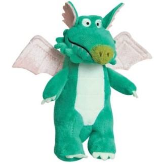 Zog - Green Dragon 6 Inch Soft Toy | LeVida Toys