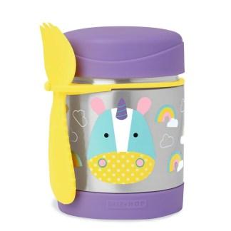 Skip Hop - Zoo Food Jar: Eureka Unicorn | LeVida Toys