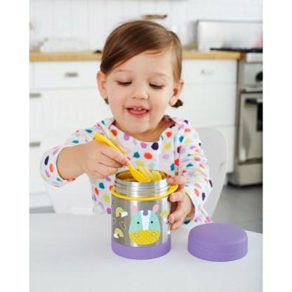 Skip Hop - Zoo Food Jar: Eureka Unicorn   LeVida Toys
