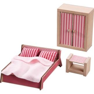 Haba Little Friends - Master Bedroom Furniture Set | LeVida Toys