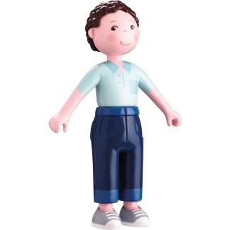 Haba Little Friends - Bendy Doll Dad Michael | LeVida Toys