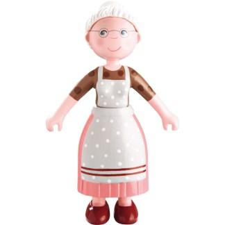 Haba Little Friends - Bendy Doll Grandma Elli | LeVida Toys