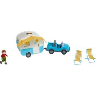 Haba Little Friends - Camper Vacation | LeVida Toys