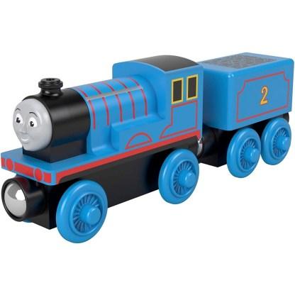 Thomas & Friends Wooden Railway: Edward | LeVida Toys