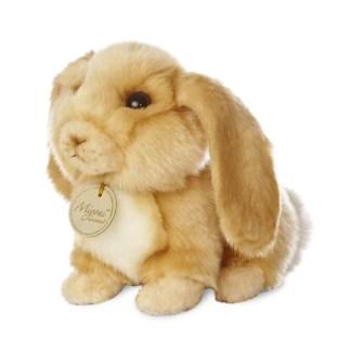 Aurora MiYoni Lopped Eared Rabbit soft toy | LeVida Toys