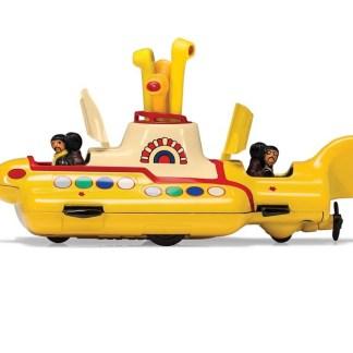 Corgi The Beatles: Yellow Submarine model | LeVida Toys