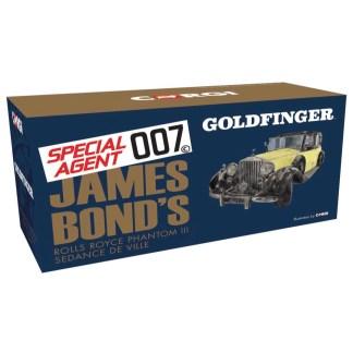 Corgi James Bond Rolls Royce Phantom III 'Goldfinger'   LeVida Toys