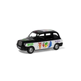 Corgi The Beatles: London Taxi 'Ob-La-Di, Ob-La-Da' model | LeVida Toys