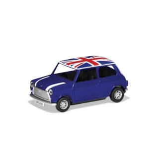 Corgi Best of British Classic Mini (Blue) model   LeVida Toys