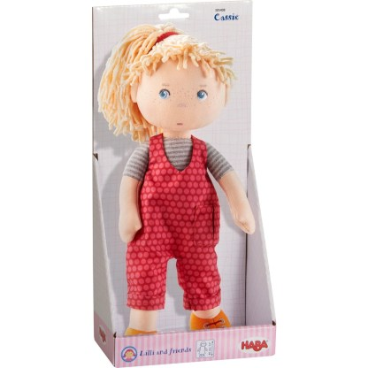 Doll Cassie by Haba   LeVida Toys