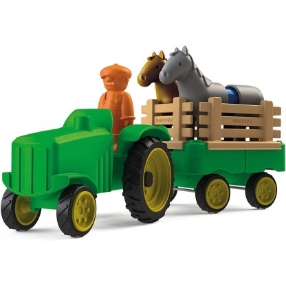 Smartmax My First Tractor Set | LeVida Toys
