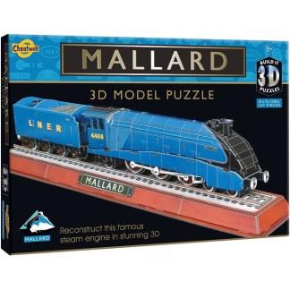 Mallard Build-It 3D Puzzle | LeVida Toys