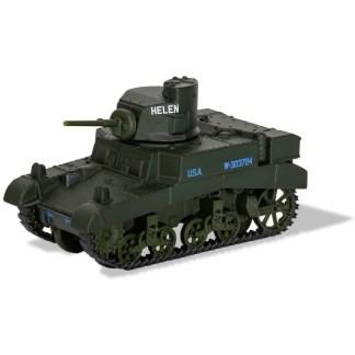 Corgi M3 Stuart Tank Die Cast Model   LeVida Toys
