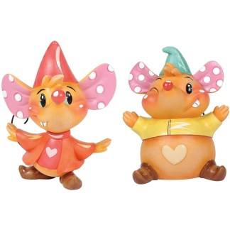 Miss Mindy Gus and Jaq figurines   LeVida Toys