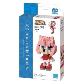 Nanoblock Sonic the Hedgehog: Amy - LeVida Toys