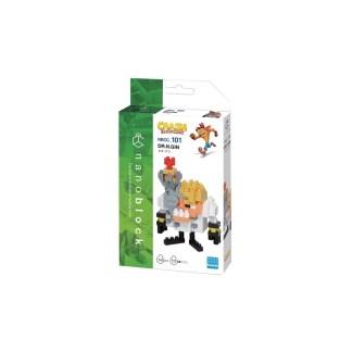Nanoblock Crash Bandicoot: Dr N Gin - LeVida Toys