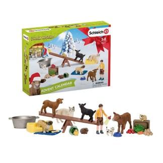 Schleich Farm World Advent Calendar 2021 | LeVida Toys
