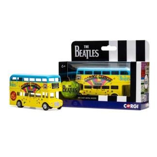 Corgi - The Beatles: London Bus 'Magical Mystery Tour' - LeVida Toys