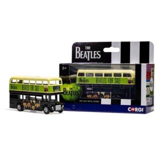 Corgi The Beatles: London Bus 'For Sale' - LeVida Toys