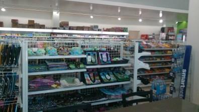 Inside Palama Market Express