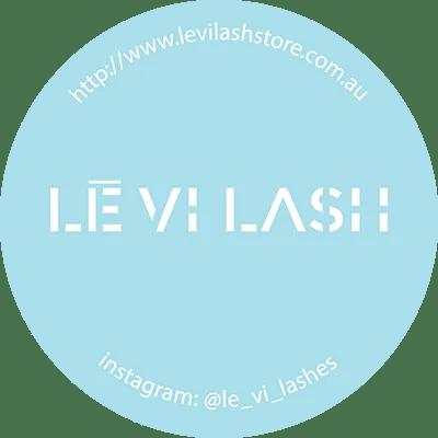 Le Vi Lash Store logo