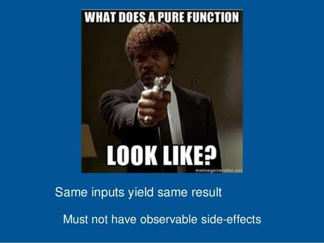 Pure và Impure function trong Javascript