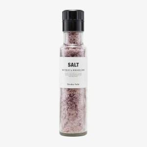 Salt, Beetroot & Horseradish