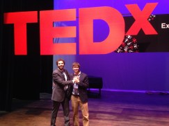 """Our """"Successful Collaboration"""" TedX Talk."""