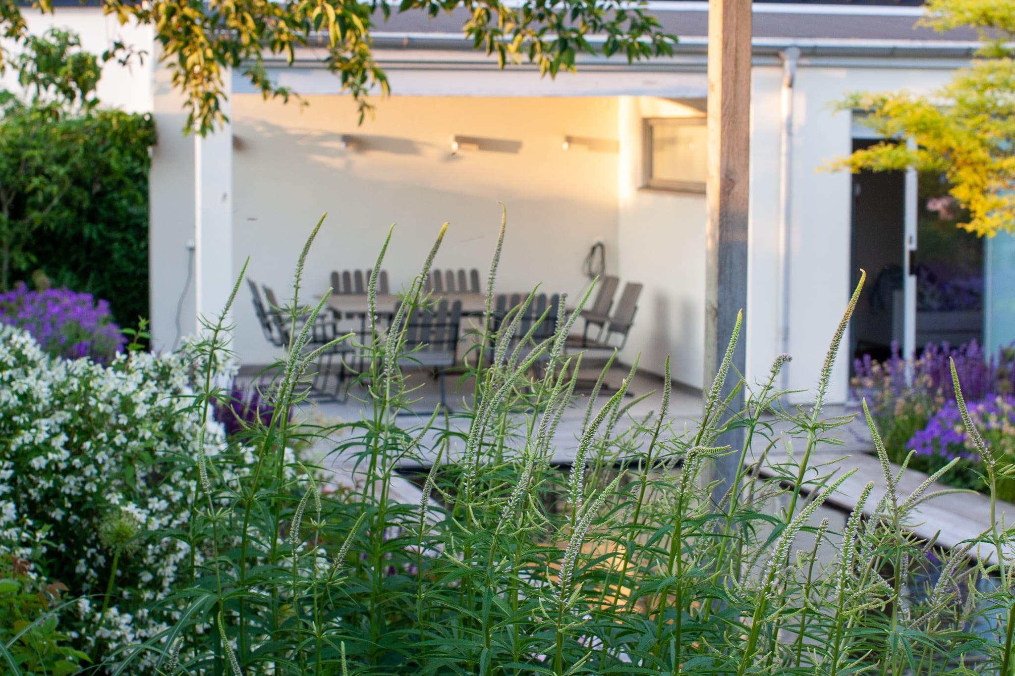 Portfolio. Ett projekt ritat av trädgårdsdesigner och arkitekt Ulrika Levin, Levins Trädgård & Design.