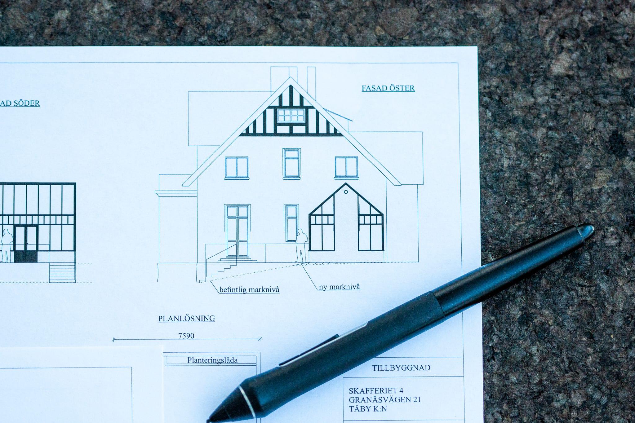 Arkitekttjänster av trädgårdsdesigner och arkitekt Ulrika Levin.