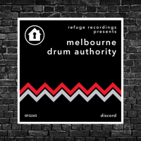 LV Premier - Melbourne Drum Authority - Discord (Original Mix) [Refuge Recordings]