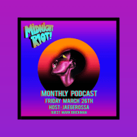 The Sound of Midnight Riot Podcast 2 with Jaegerossa - March '21