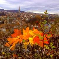 Autumn in Bern