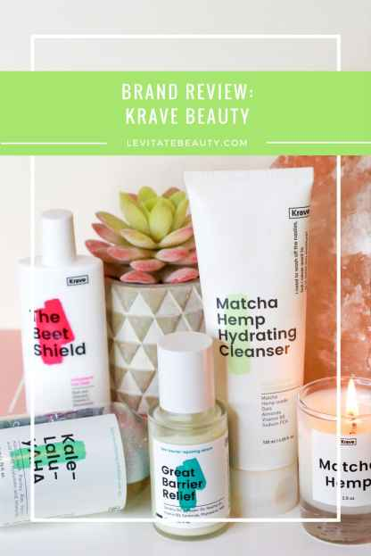 KraveBeauty Brand Guide: Liah Yoo's skincare brand is perfect for for my oily skin and seems to be extra rewarding for those of us with acne.