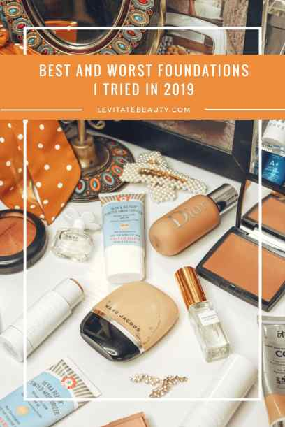 This year I set out on a mission to find the best foundation for my oily, acne-prone skin. Finding a foundation that is lightweight, comfortable, and provides enough coverage to reduce redness and even out my skin tone can be difficult. So this year I tested 6 foundations to see which ones worked best for me.