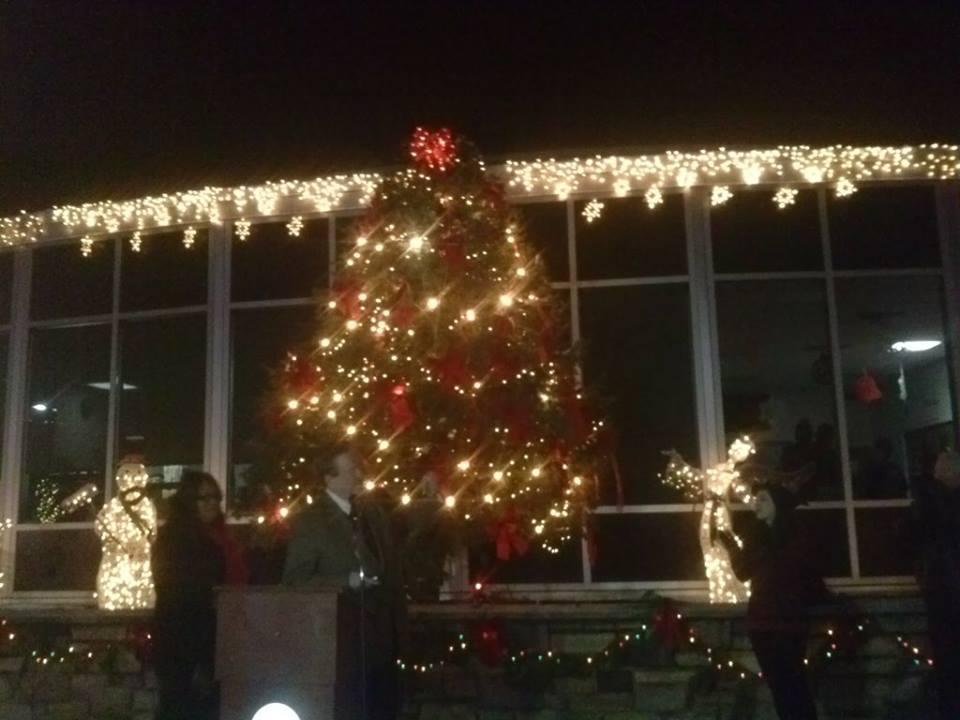 Bristol Twp. Brightens Up The Night With Tree Lighting