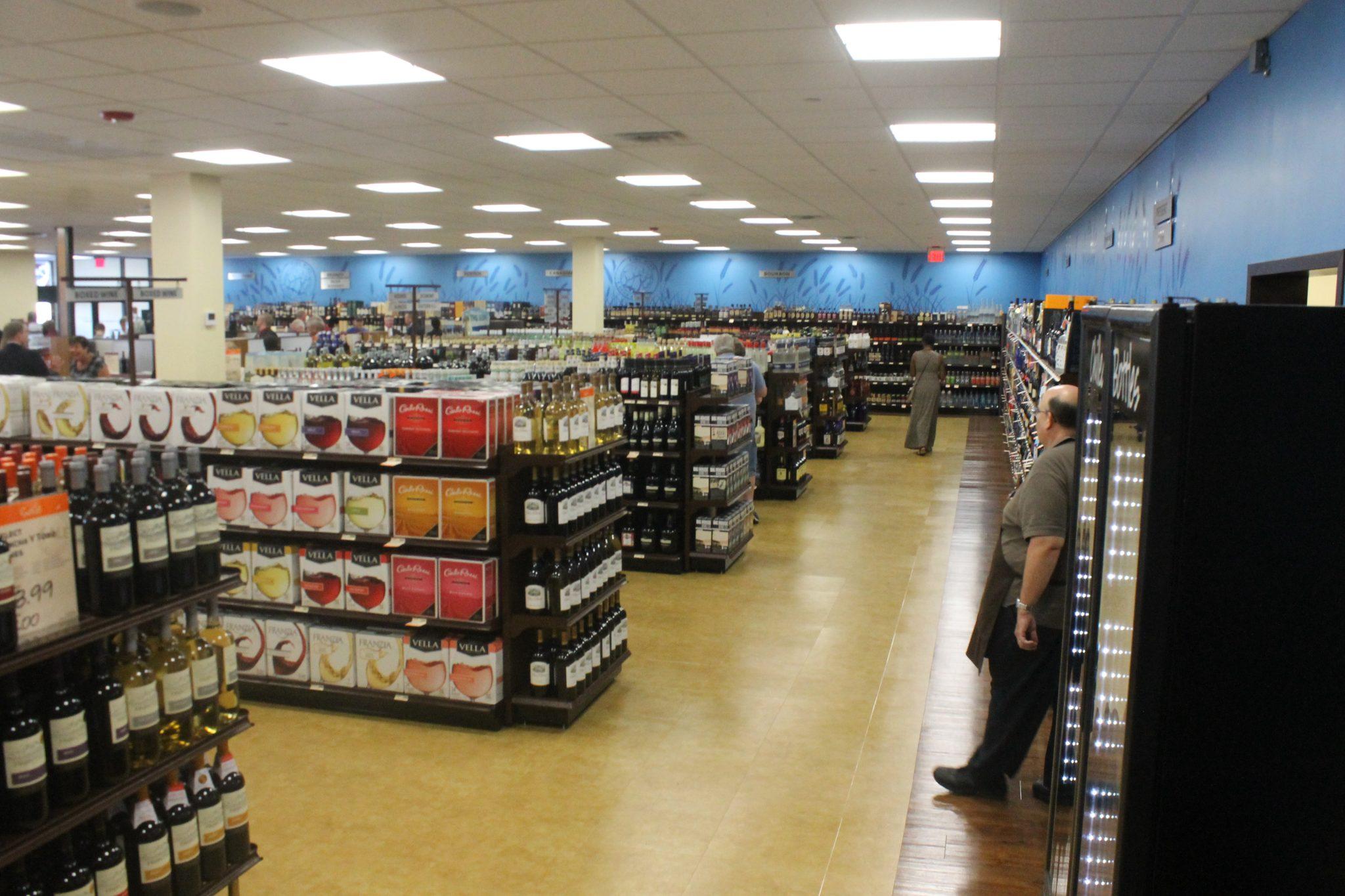 Soft Open Of Liquor Stores Uncertain For Now Levittownnow Com