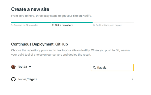 New Site from GitHub