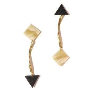 Earrings Meadow-Mountain II-Le Voilà