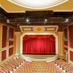 The Levoy Theatre auditorium