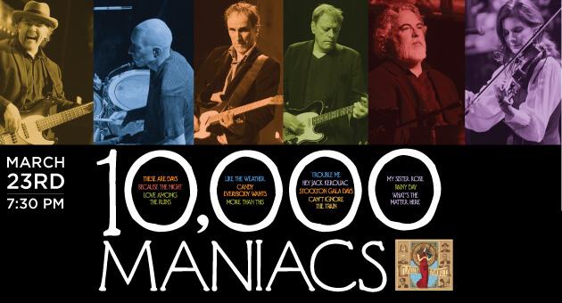 10,000 Maniacs Carousel