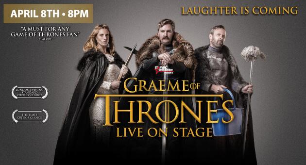 Graeme of Thrones Carousel