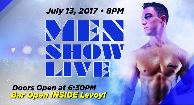 Men Show Live Carousel