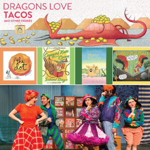 Dragons Love Tacos & Other Stories