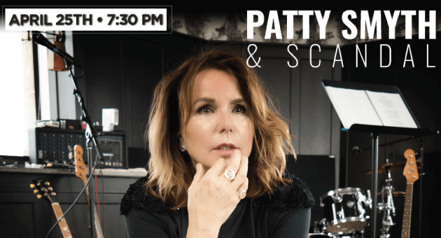Patty Smyth & Scandal
