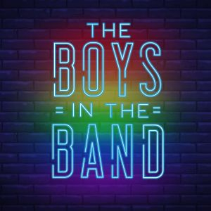 the boys in the band play