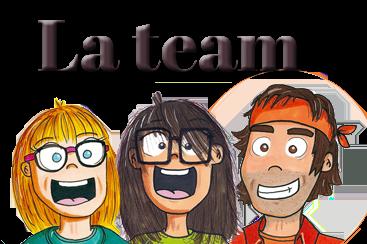Présentation de la team du Voyage d'Aliosha