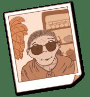 baba sérafina, le voyage d'aliosha