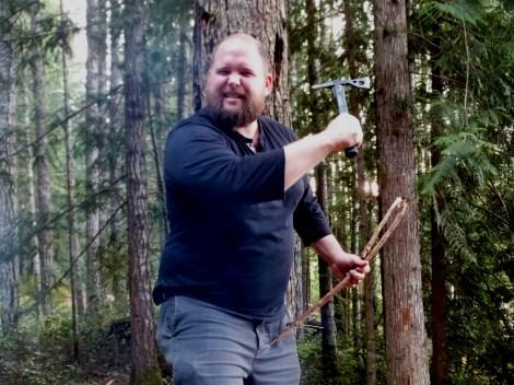 Le danger du camping : Brett