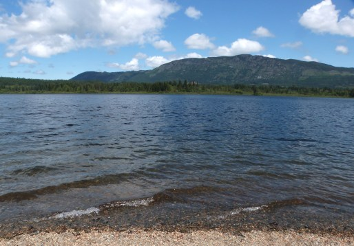 Nanaimo lake